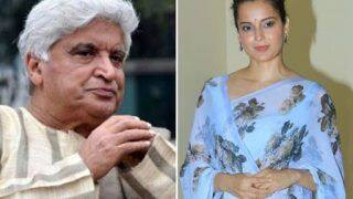 'Ek Thi Sherni'! Kangana Ranaut Reacts To Defamation Suit Filed Against Her By Javed Akhtar