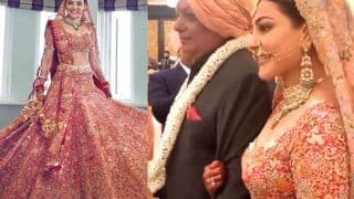 Kajal Aggarwal's Wedding Video: Actor Walks Down The Aisle With Her Father in This Unseen Clip