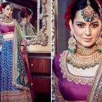 Kangana Ranaut Looks Regal at Brother's Wedding in Her Multicolour Lehenga by Anuradha Vakil - See Latest Pics