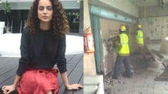 BMC Might Move Supreme Court Against HC's Decision in Kangana Ranaut Property Demolition Case