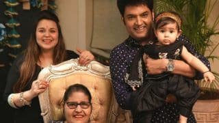 Kapil Sharma-Ginni Chatrath Welcome Baby Boy, Mother-Son Doing Fine