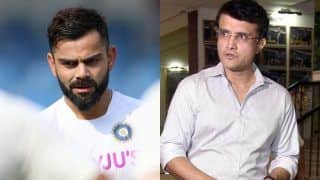 Virat Kohli Edges Sourav Ganguly After Registering Duck to Bag Unwanted Record