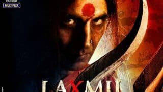 Laxmii Full HD Available For Free Download Online on Tamilrockers And Other Torrent Sites