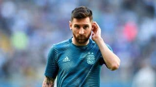 Lionel Messi Transfer Update: Barcelona Star Will Leave Camp Nou For Manchester City if Pep Guardiola, Sergio Aguero Are There
