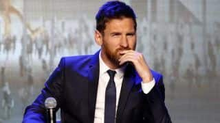 Former Barcelona Coach Claims Lionel Messi is Greatest Ever But Difficult to Manage