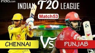 IPL 2020 Match Highlights CSK vs KXIP, Abu Dhabi: Punjab Knocked Out After Chennai Win by Nine Wickets