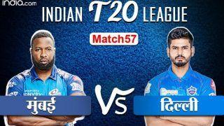 Live ipl score mi vs rcb qualifier 1 live updates ball by ball commentary of mumbai indians vs delhi capitals at dubai international cricket stadium dubai 4198907