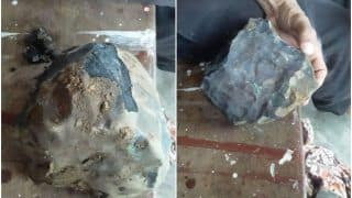 Rare Meteorite Worth Rs 9.8 Crore Crashes Through Indonesian Man's Roof, Makes Him Millionaire Overnight