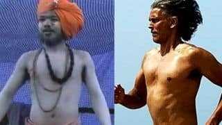 Pooja Bedi Posts Video of Nude Naga Babas Performing Stunts to Justify Why Objecting to Milind Soman's Photo is Hypocrisy