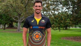 Australian Cricketers to Wear Indigenous Shirt During T20I Series Against India