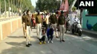 Madhya Pradesh Police Praised for Making Men Squat on Road for Sexually Harassing Women