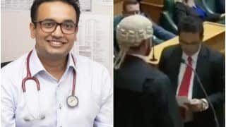 'Proud Moment': Indian-Origin New Zealand MP Creates History by Taking Oath in Sanskrit, Video Goes Viral | Watch