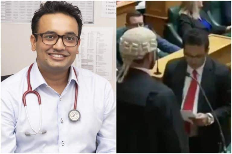 'Proud Moment': Indian-Origin New Zealand MP Creates History by Taking Oath in Sanskrit | Watch