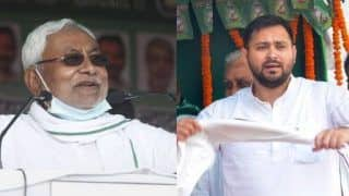 Exit Poll Results 2020: Republic-Jan Ki Baat Poll Projects Tejashwi Yadav's RJD to be Single Largest Party in Bihar