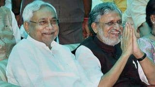 Nitish Was Reluctant to Continue as Bihar CM After Polls, BJP Had to Convince Him, Says Sushil Modi