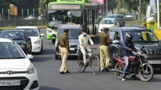 Noida on Alert, Police Checks Intensified at Borders After Suspected Terrorists Arrested in Delhi