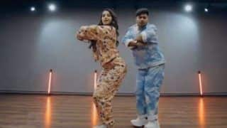 Nora Fatehi Re-creates Her Own Song 'Naach Meri Rani' With Popular Choreographer- Video Goes Viral