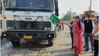 First in India! Road From Plastic Waste To Soon Come up in Noida, Construction Kicks Off | See Pics