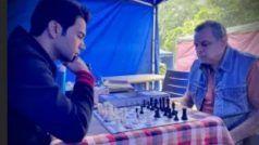 राजकुमार राव और परेश रावल बन बैठे 'शतरंज के खिलाड़ी', और फिर....