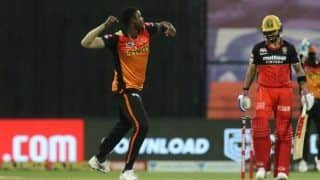 We Have Used Our Skills And Brains: SRH's Jason Holder