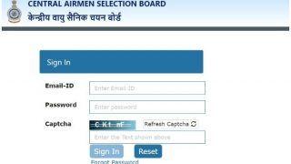 IAF Airmen Group 'X', 'Y' Admit Card 2020 Released: भारतीय वायु सेना ने जारी किया Airmen ग्रुप X,Y का एडमिट कार्ड, ऐसे करें डाउनलोड
