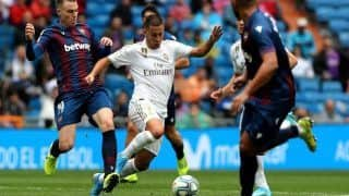 Real Madrid Stars Eden Hazard And Casemiro Test COVID-19 positive