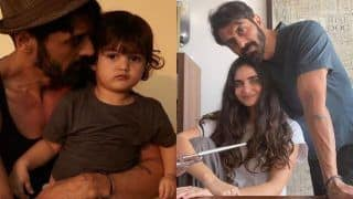 Arjun Rampal Birthday Celebrations: Rock On Actor Shares Adorable Pictures With Gabriella Demetriades, Son Arik