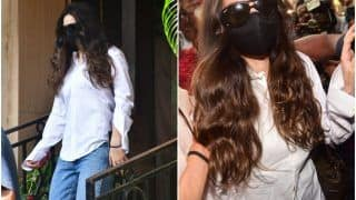 Arjun Rampal's Girlfriend Gabriella Demetriades is Being Interrogated by NCB at Mumbai Office in Drugs Case