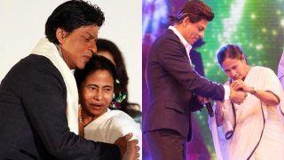 ममता बनर्जी ने इस कूलअंदाजमें किया शाहरुख खान को बर्थडे विश, लिखा- माई चार्मिंगब्रदर...