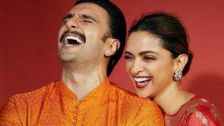 रणवीर को फैन्स ने कहा'मोतीचूर कालड्डू' औरदीपिका को 'गाजर का हलवा', बी टाउन की 'मस्तानी' का आया रिएक्शन