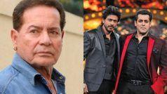 B'dy: जब सलीम खान ने बॉलीवुड की इस सच्चाई का किया था खुलासा,शाहरुख़-सलमान की दोस्ती पर साधा था निशाना