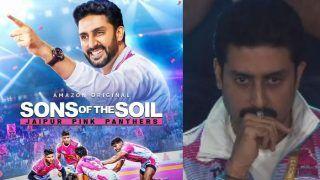 अभिषेक बच्चन की सीरीज'Sons Of The Soil' का आया Trailer, Jaipur Pink Panthers की कहानी है दमदार!