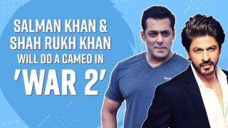 ऋतिक रोशन की 'वॉर2' में क्या शाहरुख खान और सलमान खान की हो रही है एंट्री? दिलचस्प होगा ये कारनामा