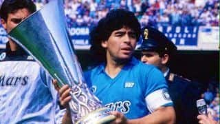 Diego Maradona (1960-2020): Top Moments of Argentine Legend's Glorious Career