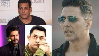 Forbes' highest paid actors 2020: अक्षय कुमार है सबसे ज़्यादा कमाई करने वाले एक्टर, जानिए खान तिकड़ीका स्टेटस