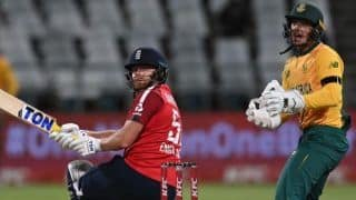 1st T20I: Jonny Bairstow Powers Visitors to 5-wicket Win Over Proteas to Take 1-0 Lead