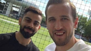 Virat Kohli Responds to Harry Kane on Asking Him For a Place in RCB