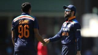 Don   t Think Captaincy a Burden For Him: Harbhajan Singh