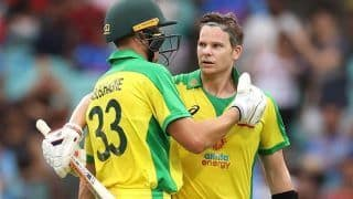IND vs AUS: Steve Smith Reveals he Had 'Bad Dose of Vertigo' Ahead of 2nd ODI