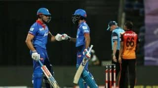 Live Streaming Cricket DC vs SRH IPL 2020 Qualifier 2: Live Match When And Where to Watch Delhi Capitals vs Sunrisers Hyderabad Live