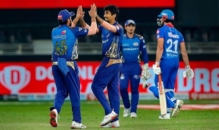 Mumbai Indians lift 5th IPL trophy - NEWSDEZIRE