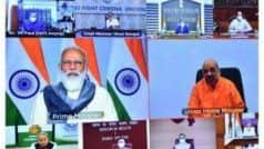 कोरोना से सबसे ज्यादा प्रभावित 8 राज्यों के मुख्यमंत्रियों संग PM मोदी की बैठक, अमित शाह भी मौजूद
