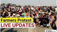 Kisan Andolan Live Updates: किसानों ने दिल्ली जाम करने की दी चेतावनी, अमित शाह से मिले कृषि मंत्री