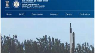 Sarkari Naukri 2020: DRDO में इन पदों के लिए निकली वैकेंसी, जल्द करें आवेदन