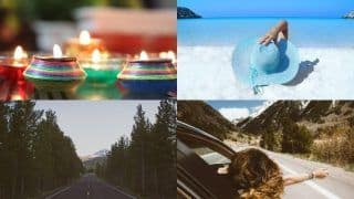 India Heads Out This Diwali; Beaches, Road Trips Top Preferences