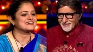 KBC 12: Amitabh Bachchan Hosted Show Gets Its Second Crorepati in Mohita Sharma After Nazia Nasim