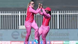 Women's T20 Challenge: Sophie Ecclestone Stars in Trailblazers 9-wicket Win Over Velocity