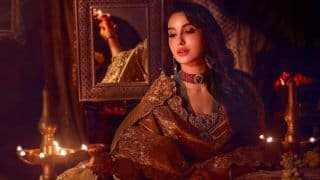 Nora Fatehi Looks Mesmerising in a Mughal Queen Avatar, See Pics Here