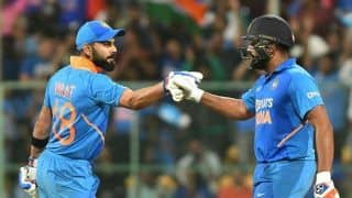 Maybe it's Time For Virat Kohli to Step Down and Let Rohit Sharma Take Over in T20Is: Former England Captain