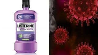 Can Your Mouthwash Kill COVID-19 Causing Virus? Know The Truth